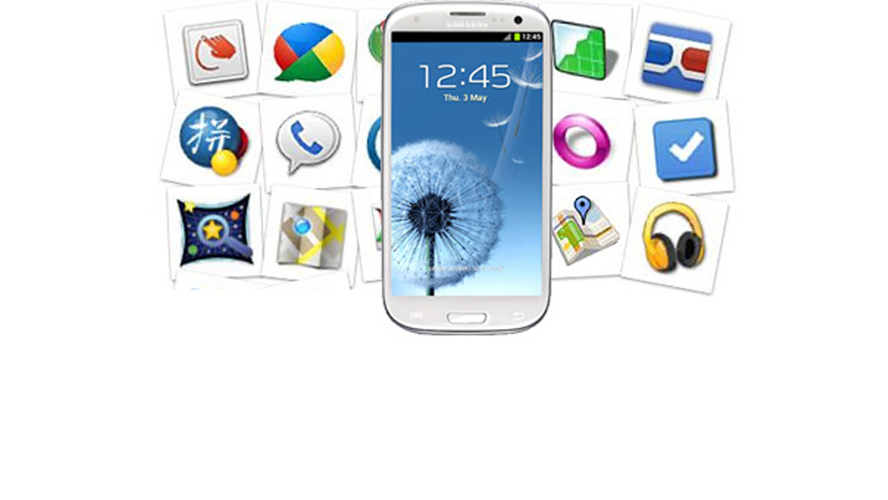 application gratuite samsung galaxy s3