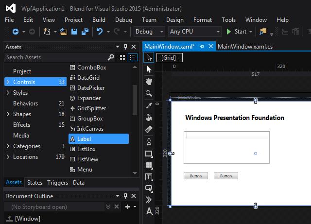 microsoft visual studio tools for applications 2015