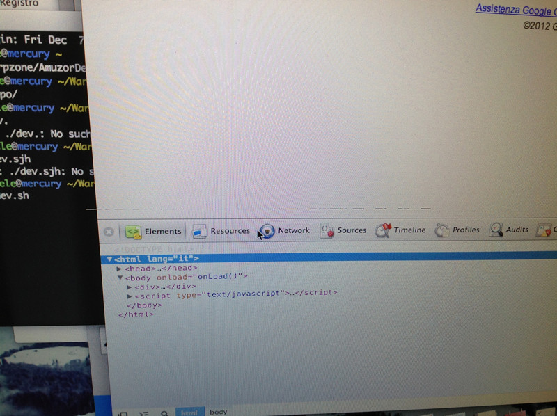 move application from second monitor