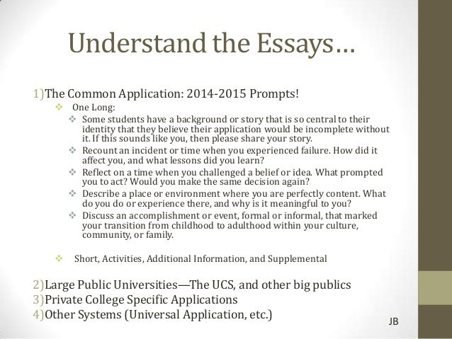 when to submit college applications