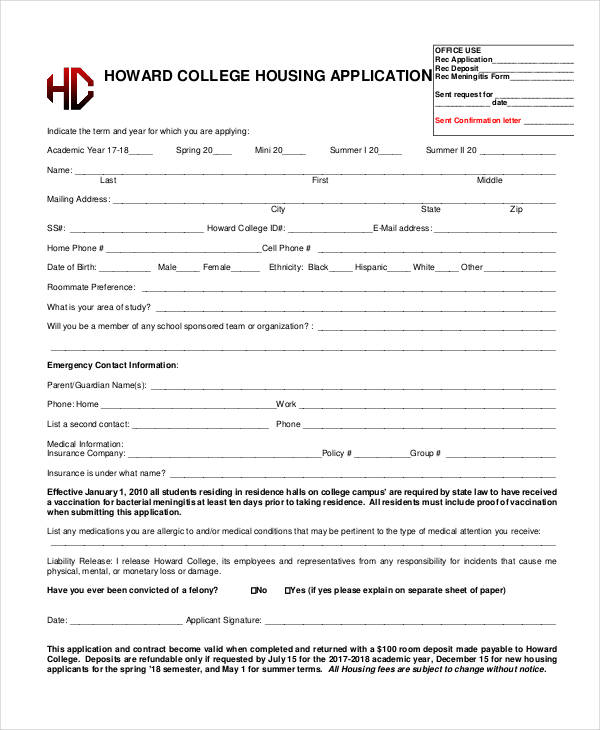 how to send college applications