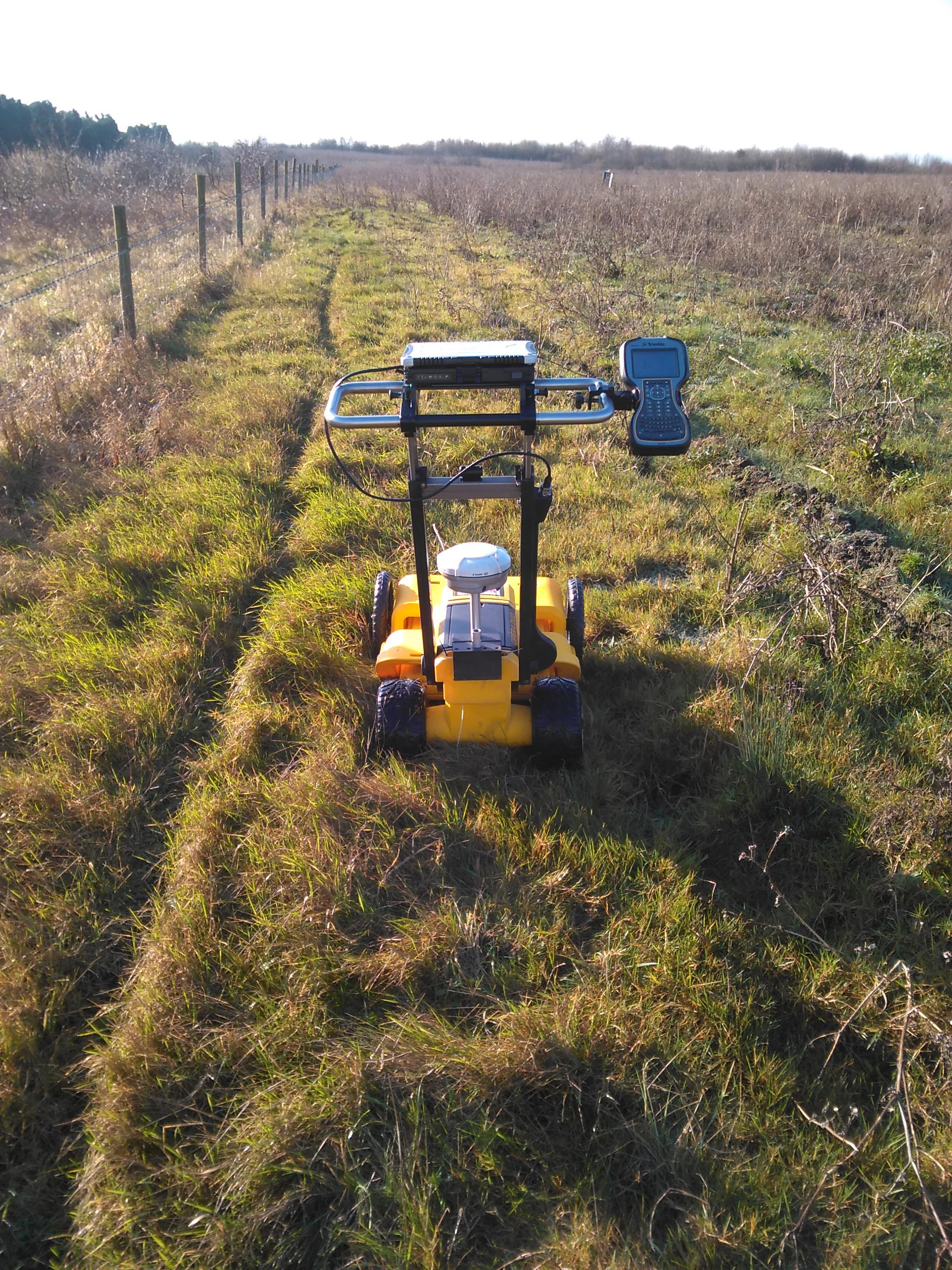 application of gps in land surveying