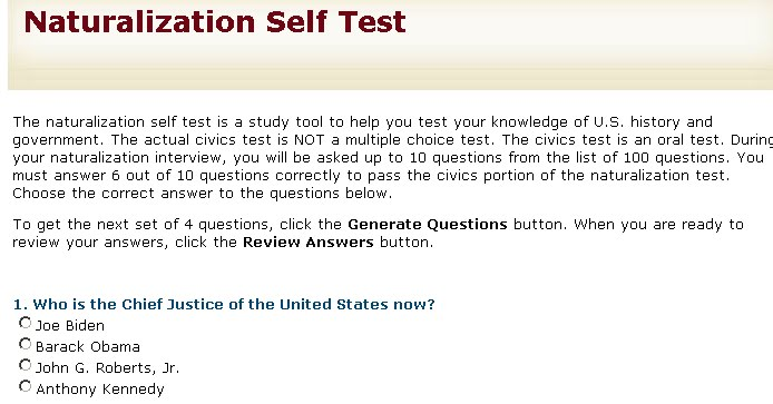 how to check citizenship application status online