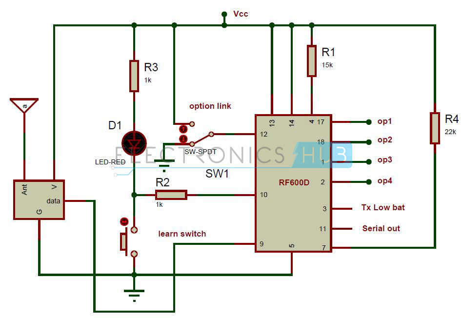 applications of encoder and decoder in digital electronics