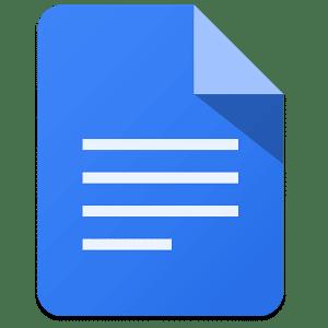 application android traitement de texte