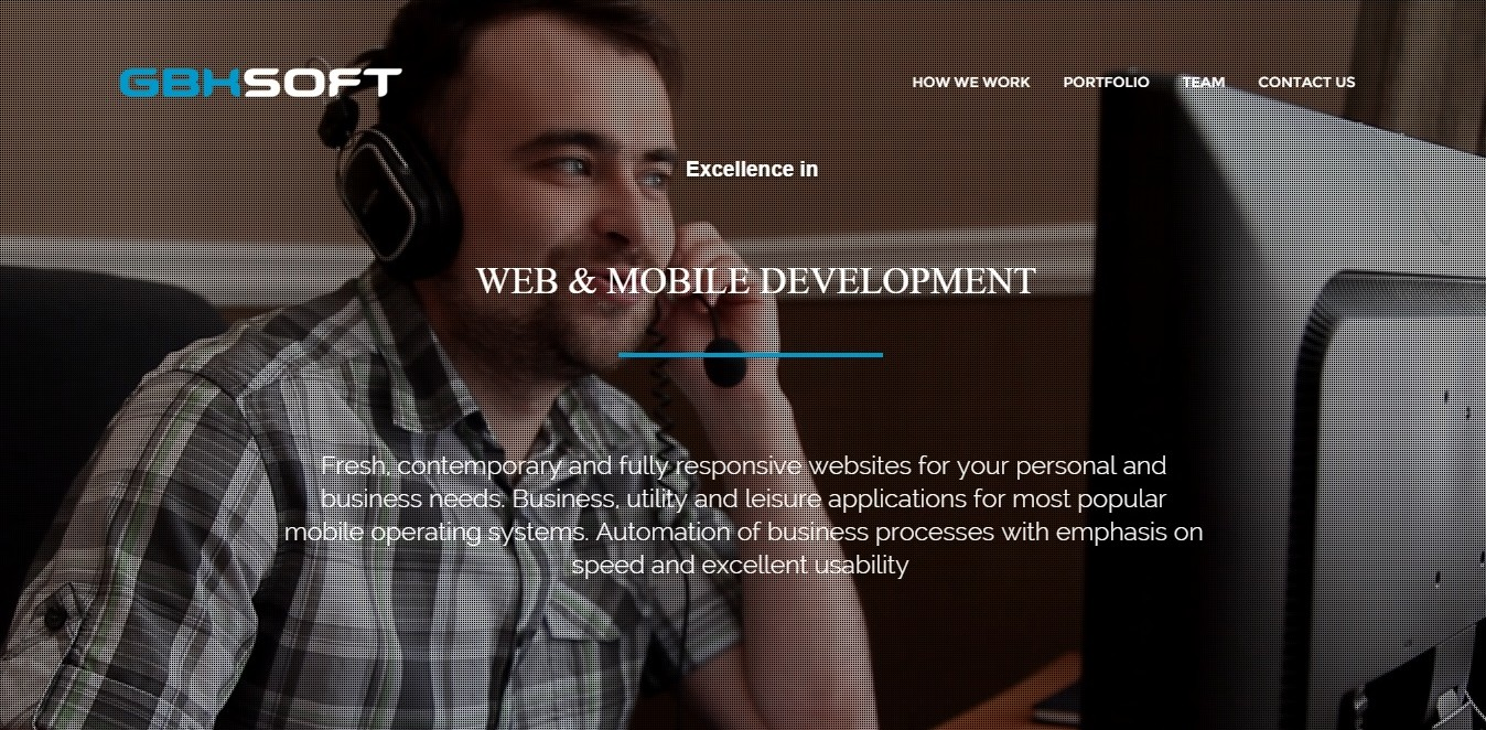 web application development companies in usa
