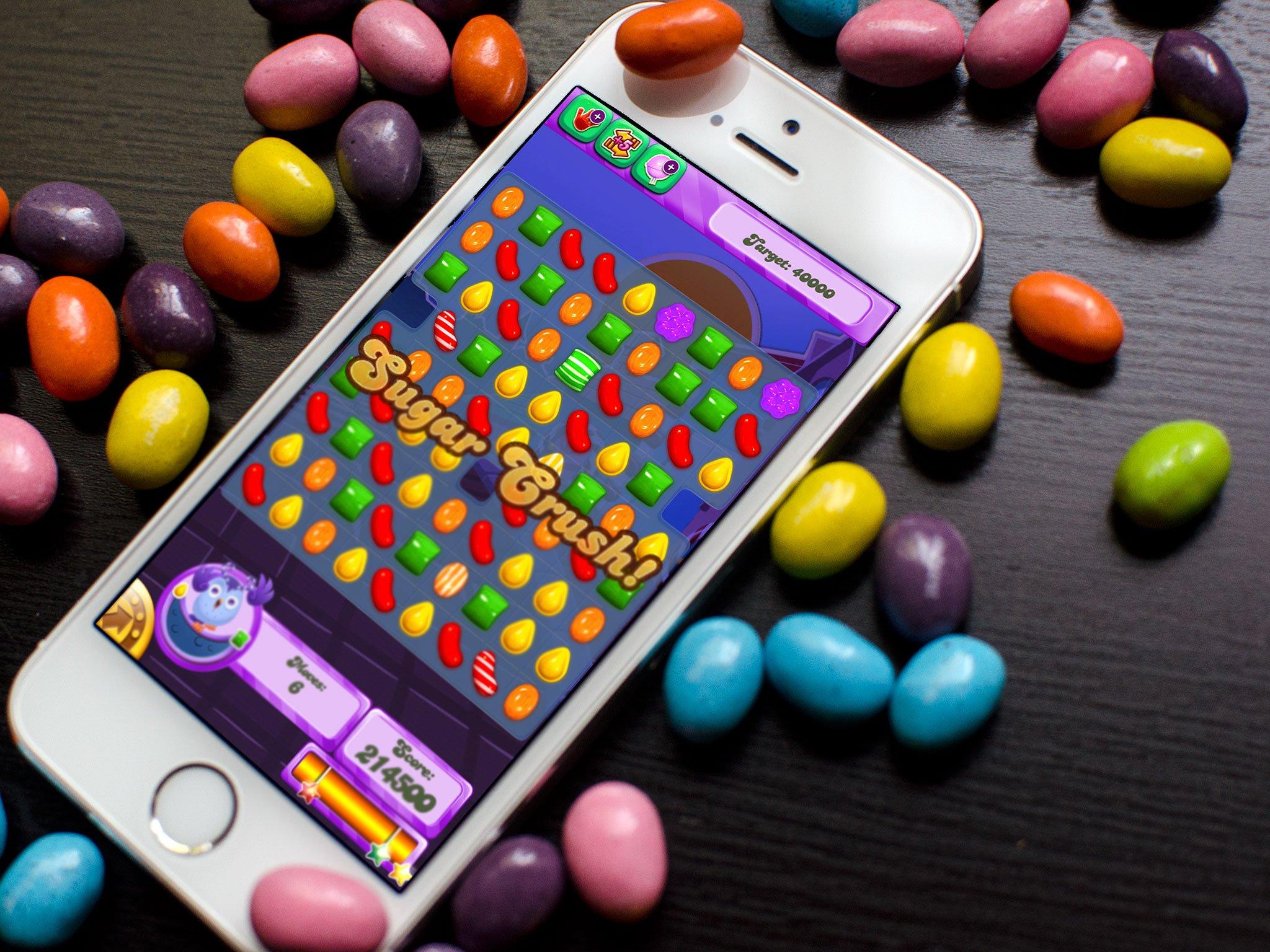 candy crush saga application download