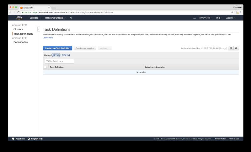 how to deploy node js application