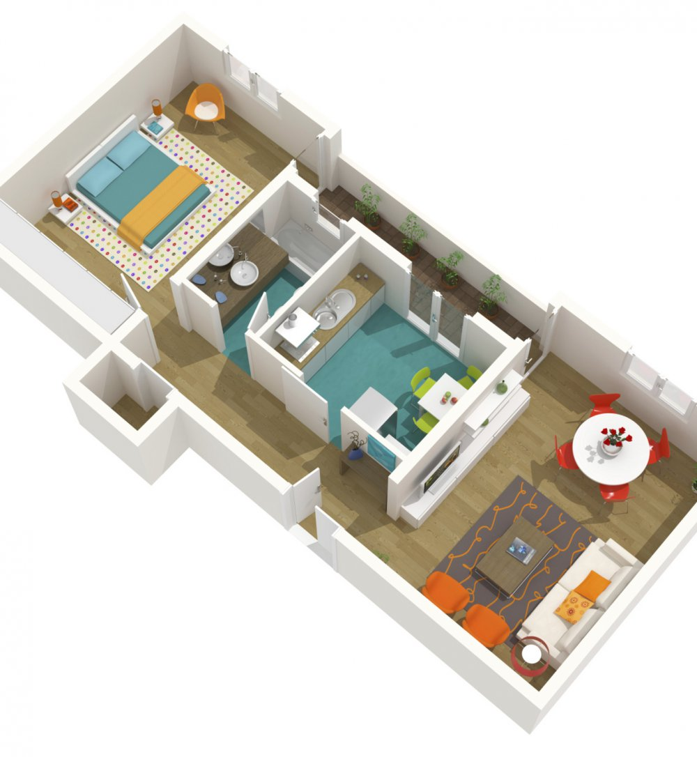 application pour faire un plan de maison