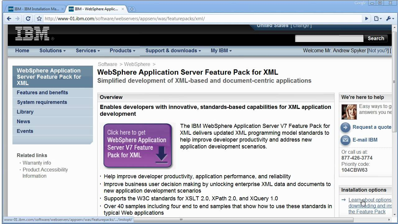 how to deploy in websphere application server
