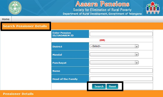 old age pension plan application