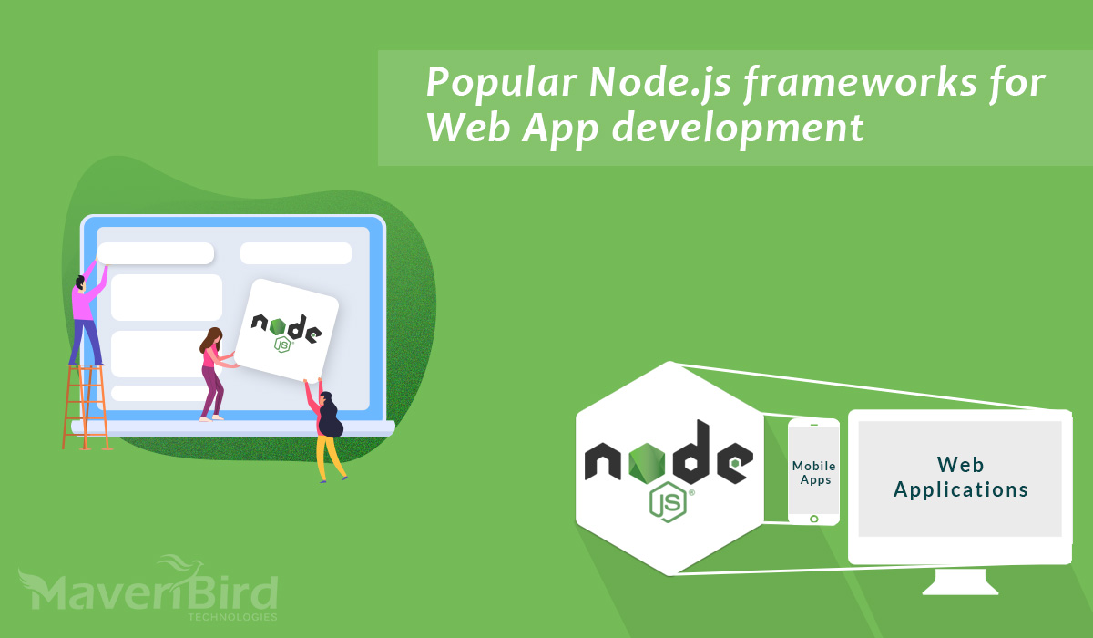node js sample web application