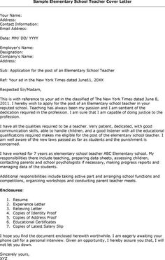 sample application letter for secondary school admission