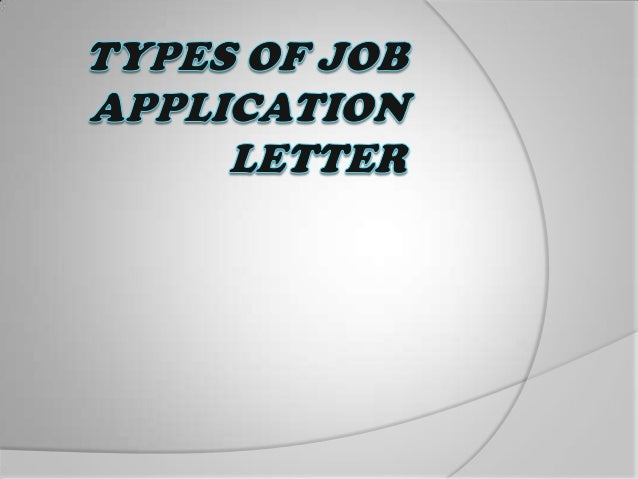 introduction letter for job application