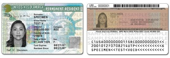 united states green card lottery application