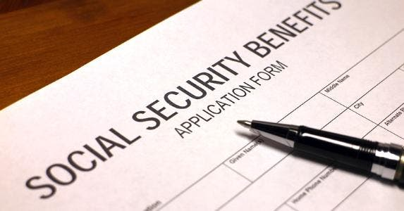 social security number application form