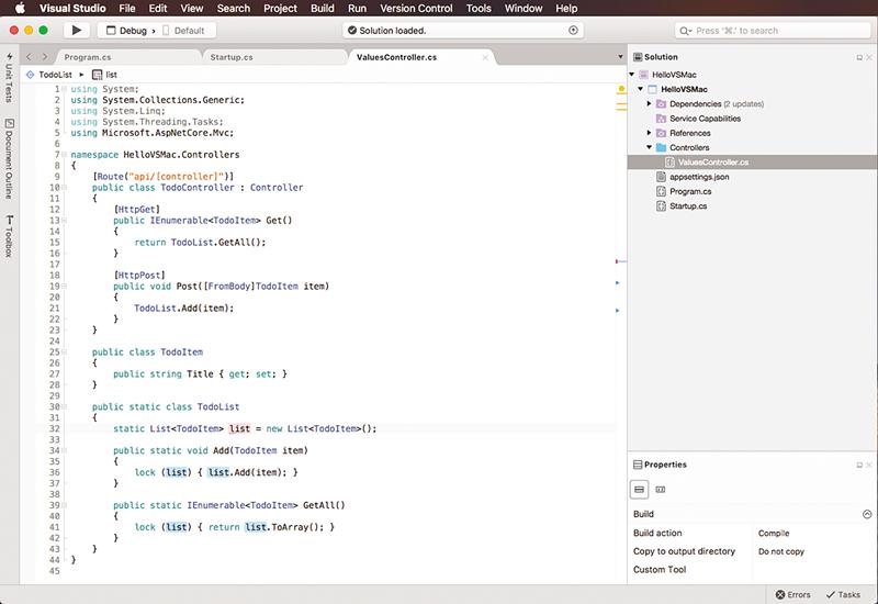 microsoft visual basic for applications mac