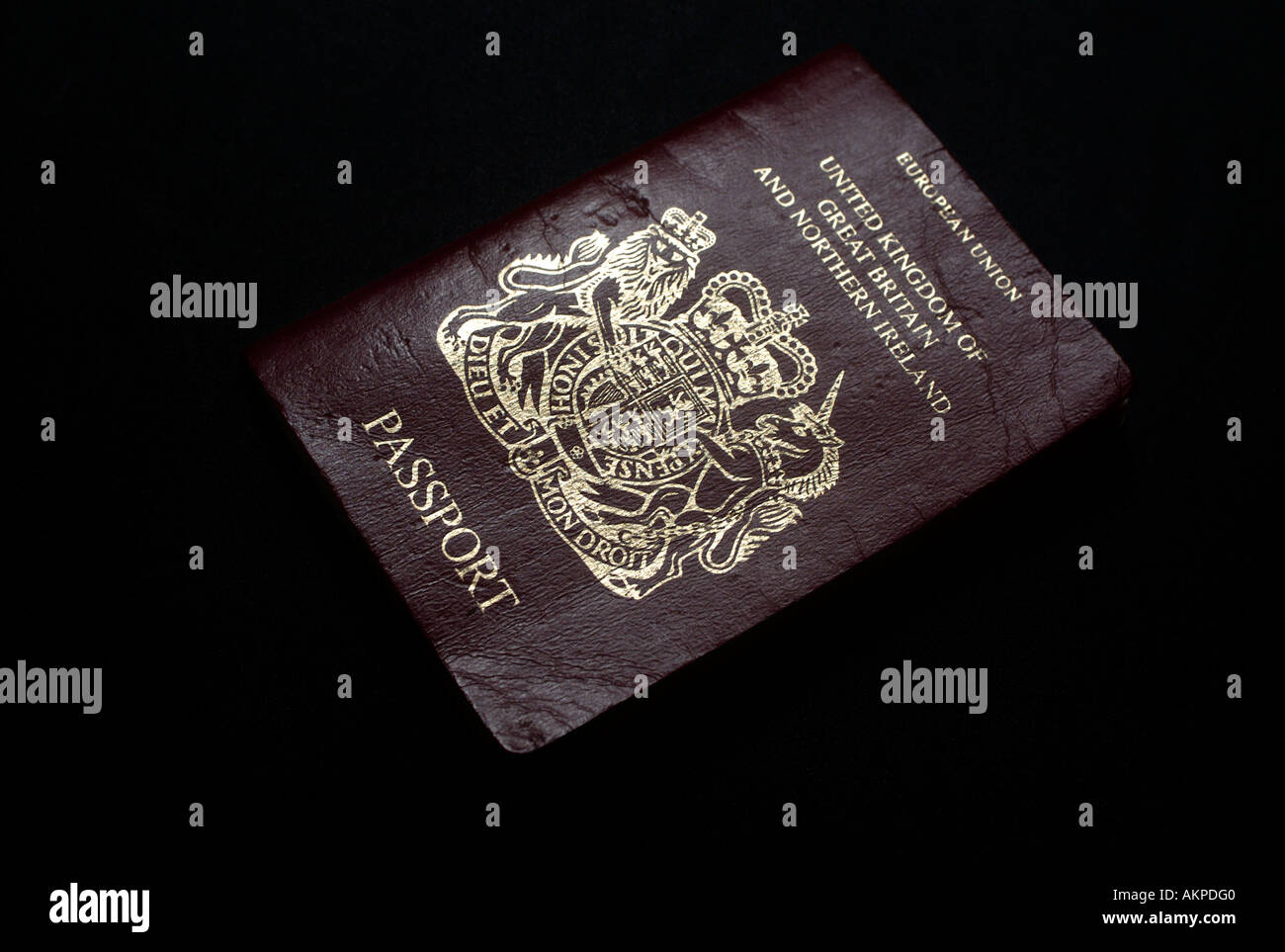 proof of identity for passport application
