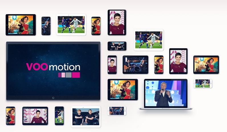 application pour regarder la tv