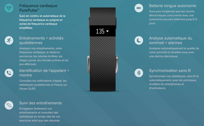 application fitbit pour windows 10