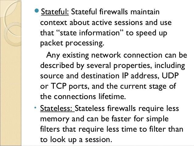 application layer firewall vs packet filtering firewall