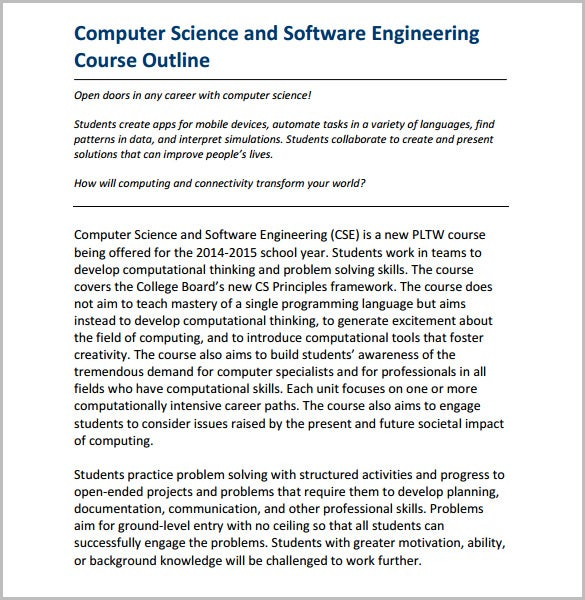 applications of software engineering pdf