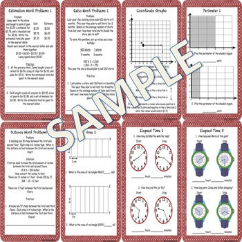 math concepts and applications worksheets