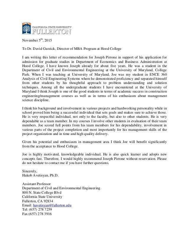 college application letter sample pdf