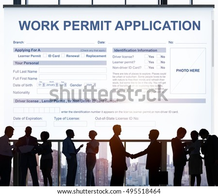 application to work in canada work permit