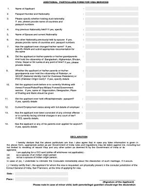 sample schengen visa application form filled india