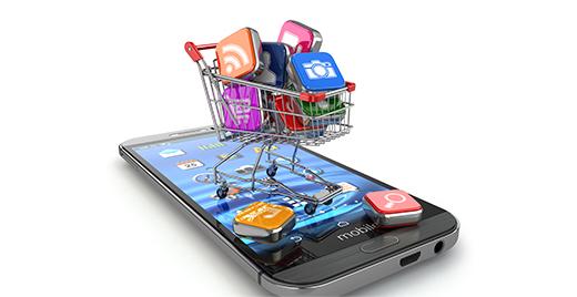 e commerce mobile application development