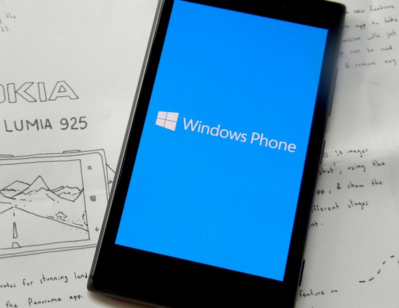 application windows phone 7.5
