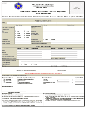 fill out pdf application online