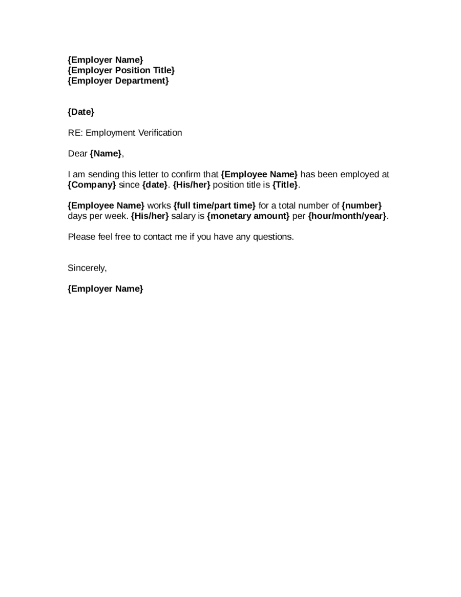 letter of intent for job application pdf