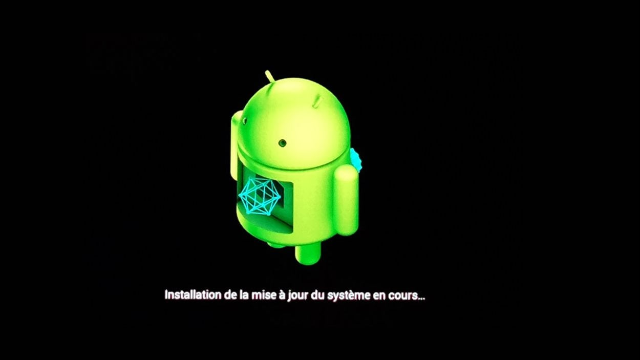 mettre a jour application android