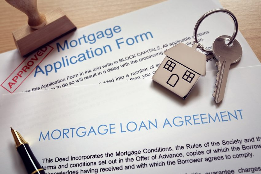 mortgage pre approval online application