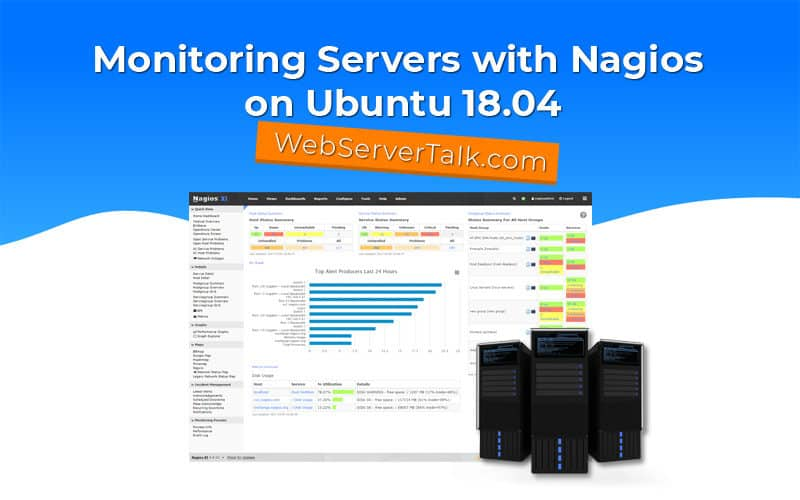 tool used for application monitoring and server monitoring