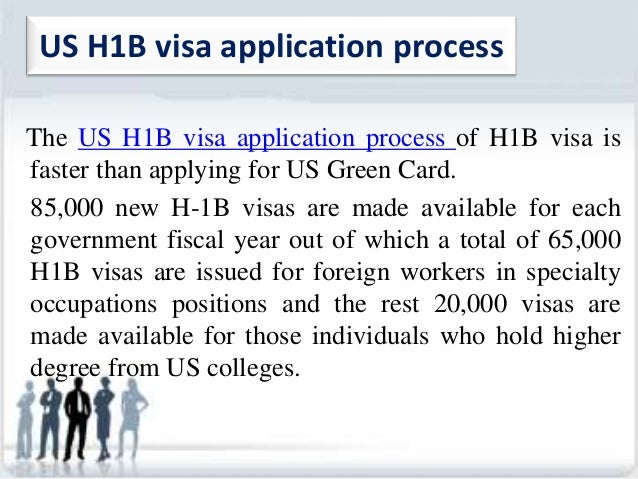 us h1b visa application process