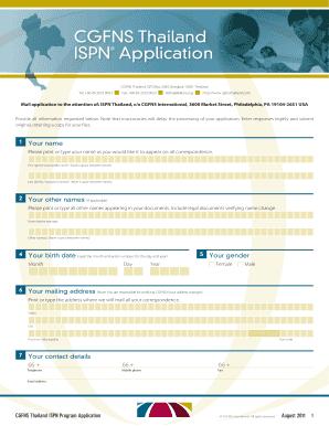www cgfns com application form